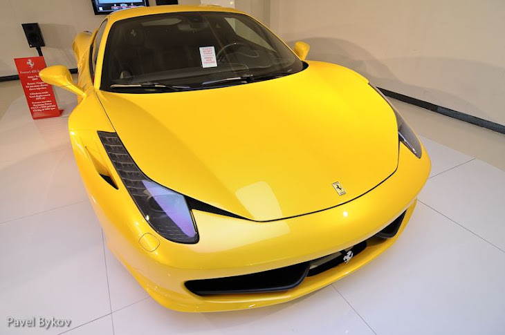 Ferrari Museum