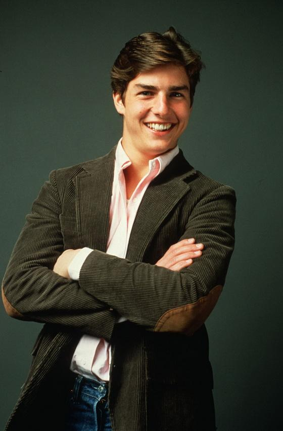 tom cruise young guns cameo. Young Tom Cruise back in 1984