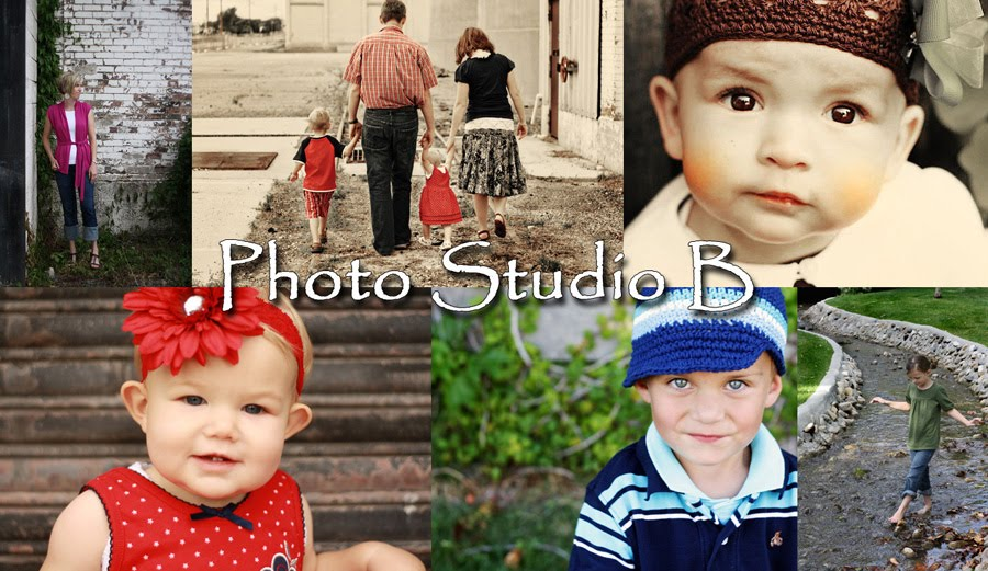 Photo Studio B - A Utah Photographer-Urban, Lifestyle, Families, Children, Seniors & more!