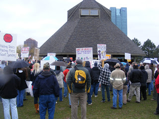 Toledo Tax Day Tea Party