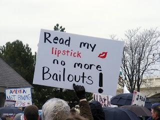 No More Bailouts