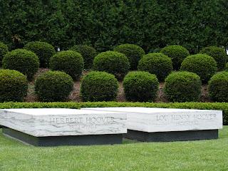 Hoover gravesite