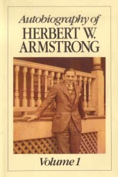 Herbert W Armstrong Autobiography