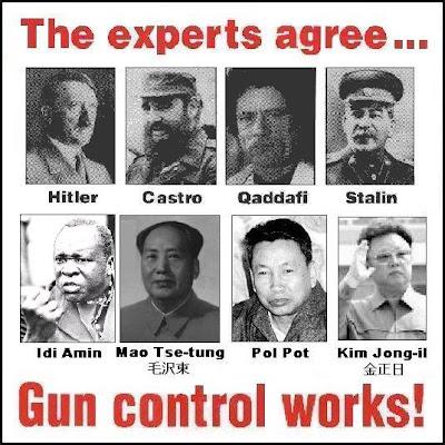 Polarizing views of gun control miss the point