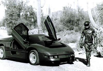 The Petrol Stop: Turbo Interceptor/ Dodge M4S