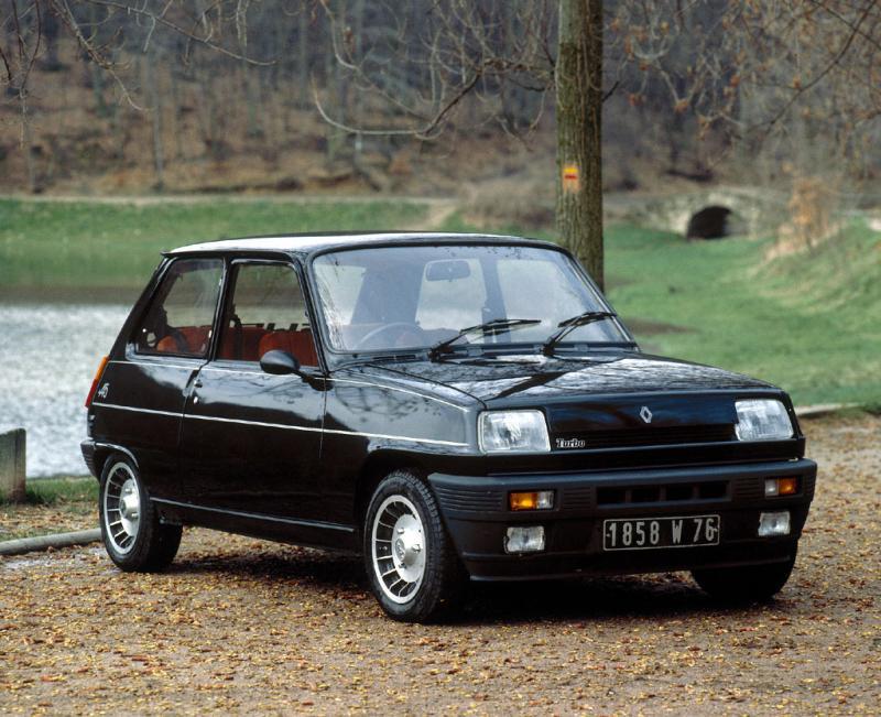 Renault 5 Turbo 2 For Sale. Renault 5 Turbo 1