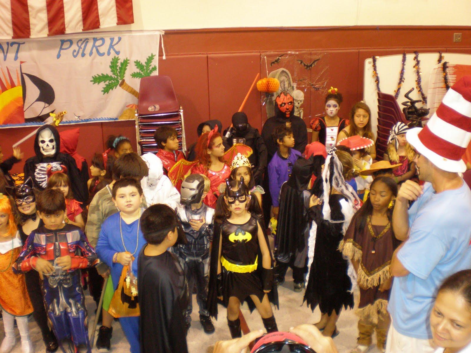 My Croissant Park: Halloween Party 2010