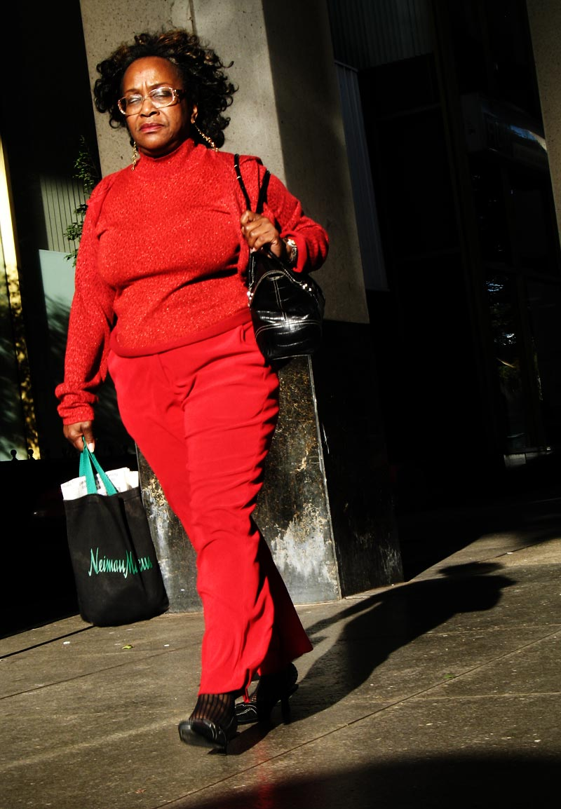 Woman in red; click for previous post