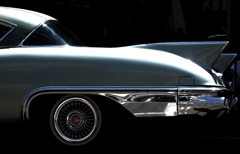 '57 cadillac; click for previous post