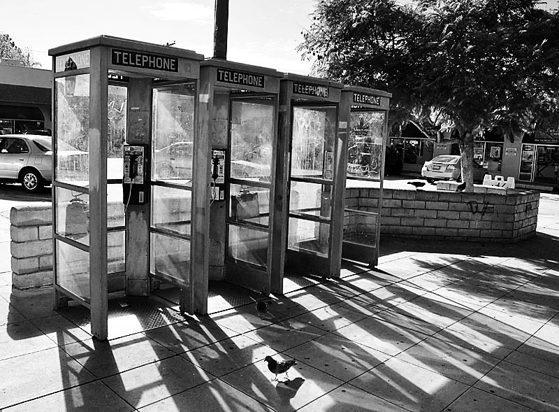 Phone booths; click for previous post