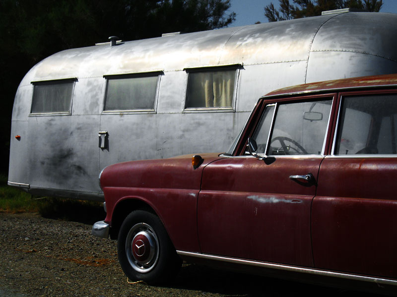 Airstream and Mercedes; click for previous post