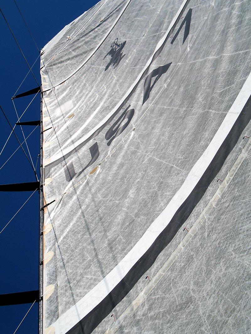 Mainsail; click for previous post