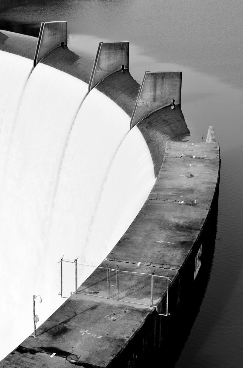 Englebright Dam; click for previous post