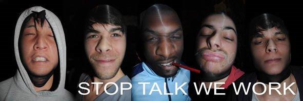 ST2W (Stop Talk We Work!!)