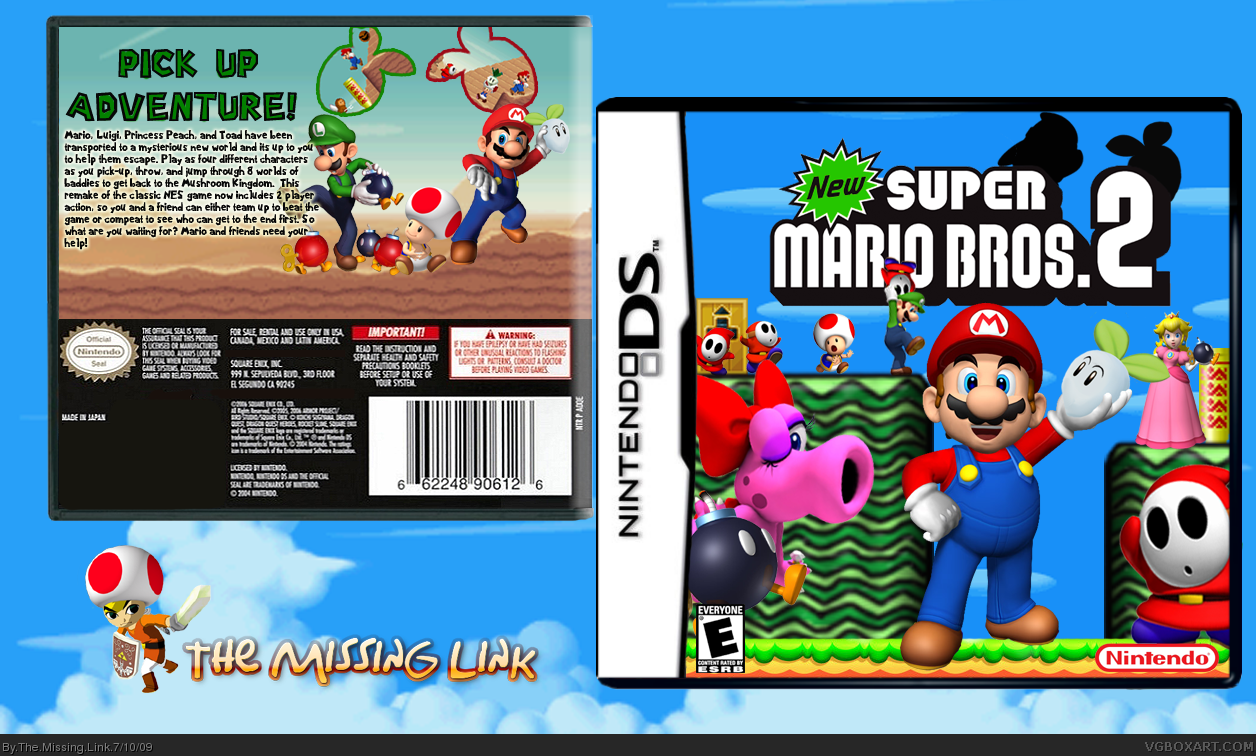 New Super Mario Bros 2 Ds Rom Hack