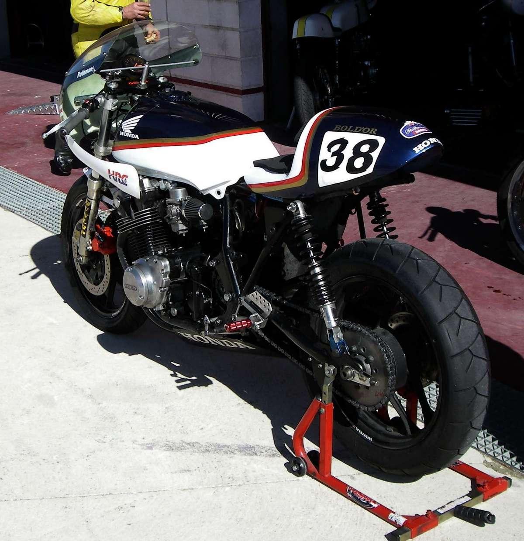 cb pistarde Honda+Rothmans+3