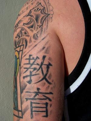 Kanji Tattoo Design