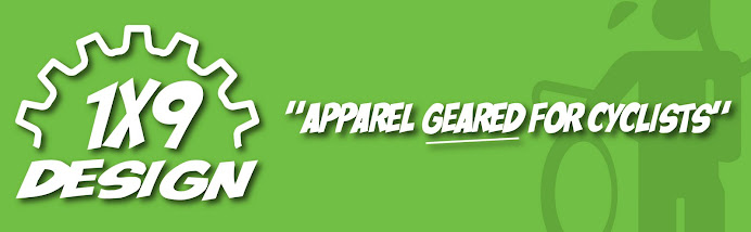 "1X9 Design    ""Apparel Geared for Cyclist"""