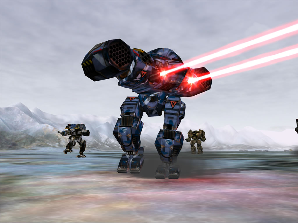 Download Game Gratis MechWarrior 4