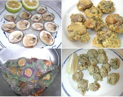 Recetas de cocina for Cocinar ortiguillas