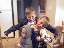 Our nephews Eli, Easton, and Braxton
