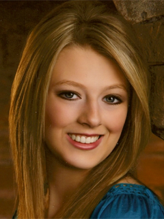 Miss Wyoming's Outstanding Teen 2007. Biography: