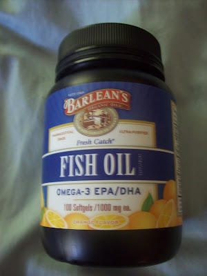 Barleans Fish  on The Nutritionist Reviews  Barlean S Fish Oil Review