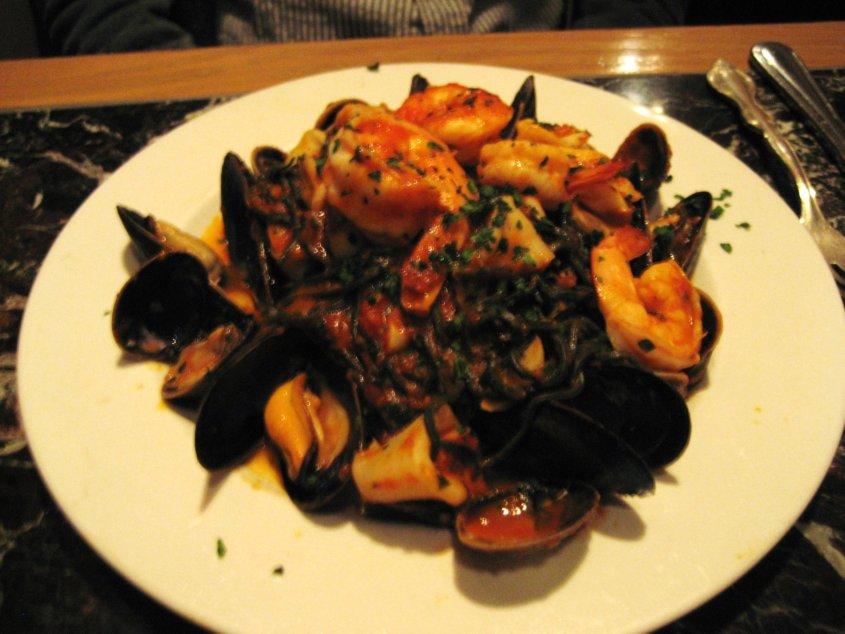Italian Food Tribeca New York