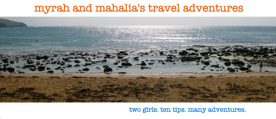 Myrah and Mahalia's Travel Adventures