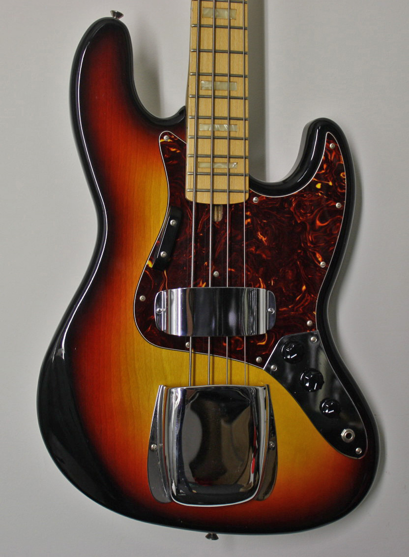 Condor Guitars http://beautifulguitars.blogspot.com/2011/01/condor-cjb4-jazz-bass-sunburst.html