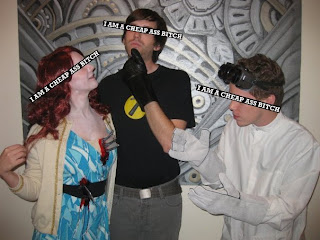 dead penny captain hammer dr horrible - Dr Horrible Halloween Costume