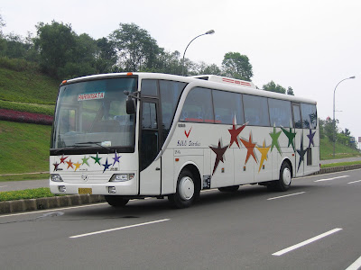 Sinar Jaya Star Bus