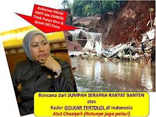 Kriminal di Banten Karena Dungu Airin Rachmi Diany's Ipar