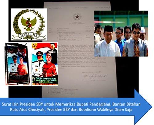 Lemahnya Presiden SBY, Pemberantasan Korupsi Hanya Janji Sorga Kampanye Pilpres 2009