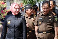 Kejati Banten Kena Sogok Sex Aiin Rachmi Diany