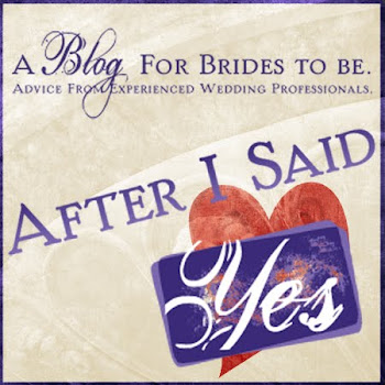 Contributing Author to www.AfterISaidYes.com Wedding Blog