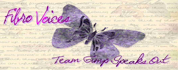 Fibro Voices: Team Gimp Speaks Out