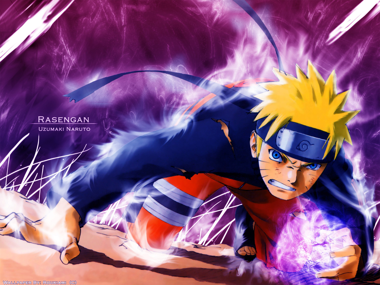 Naruto Rasengan Wallpapers To Use For Your Desktop Computer PSP Or IPhone Resize Fit Needs This Is A Picture Of