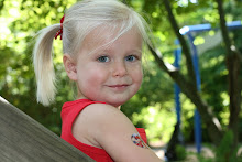 Maggie McCall - age 3