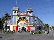 Luna Park, Melbourne Australia (px melbourne luna park)