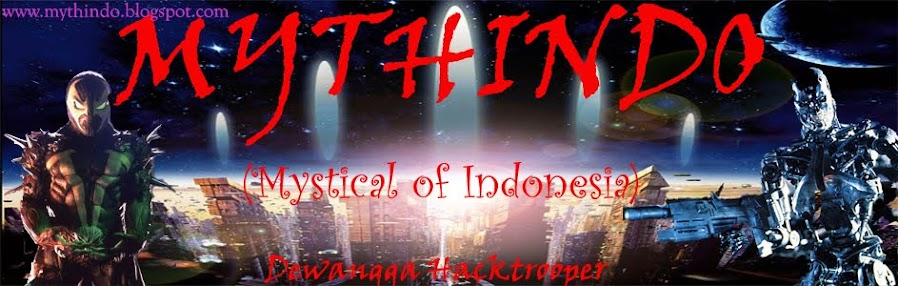 MYSTICAL OF INDONESIA