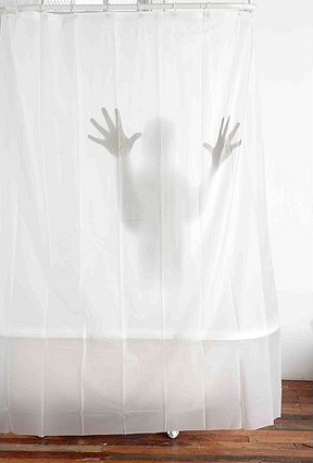 The Spirit Of Upcoming National Scare A Thon No Not Midterm Elections Halloween Spooky From Inside Or Outside Tub This Shower Curtain