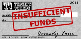 Insufficient Funds Comedy Tour