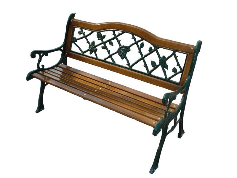 Don julian horno hierro fundido calor envolvente muebles de jardin y bancos de plaza 02226 - Bancos de hierro para jardin ...