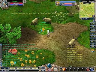 GodsWar Online screenshot