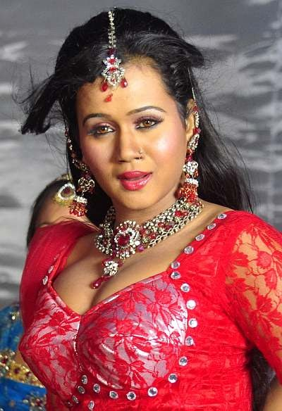 Actresses bhojpuri films not the