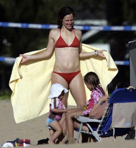 jennifer garner bathing suit