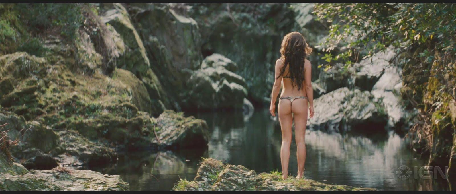 Natalie Portman Your Highness Thong