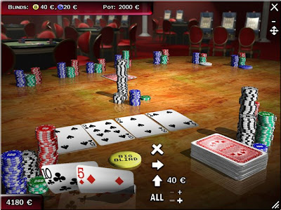 play texas holdem poker 3d - deluxe edition.free download