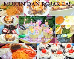 Muffin Dan Rojak Combo